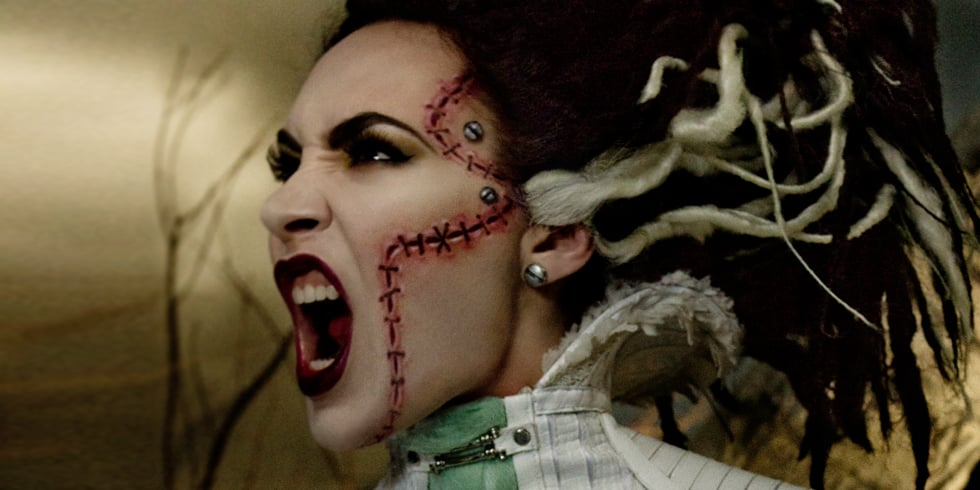 MAC Cosmetics and Rick Baker Collection For Halloween 2013