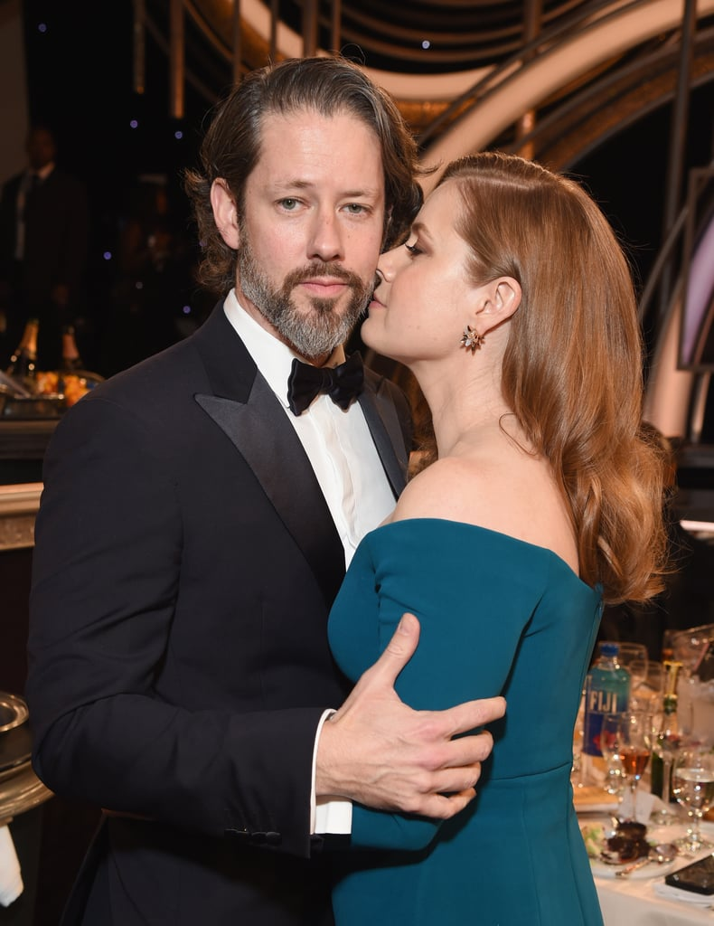 Pictured: Darren Le Gallo and Amy Adams