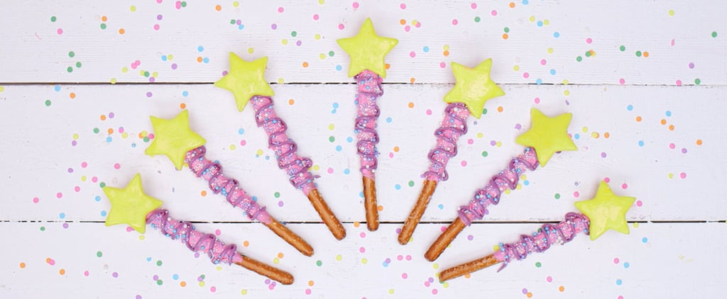 Pretzel Fairy Wands Recipe