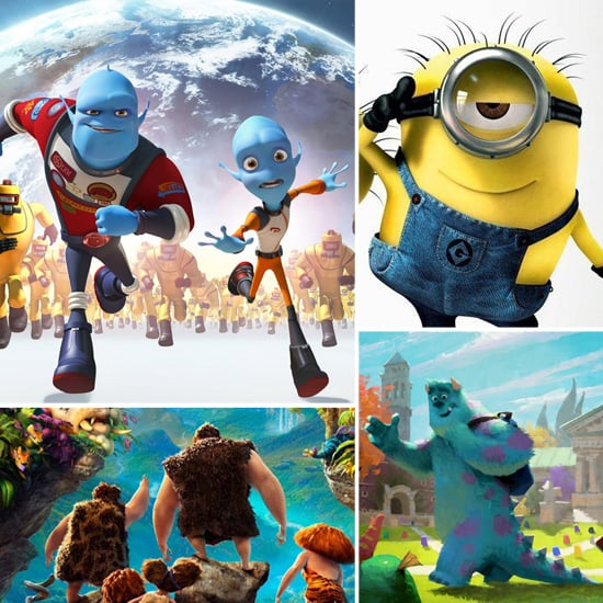 Get Comfortable! 13 Animated Kiddie Flicks For 2013