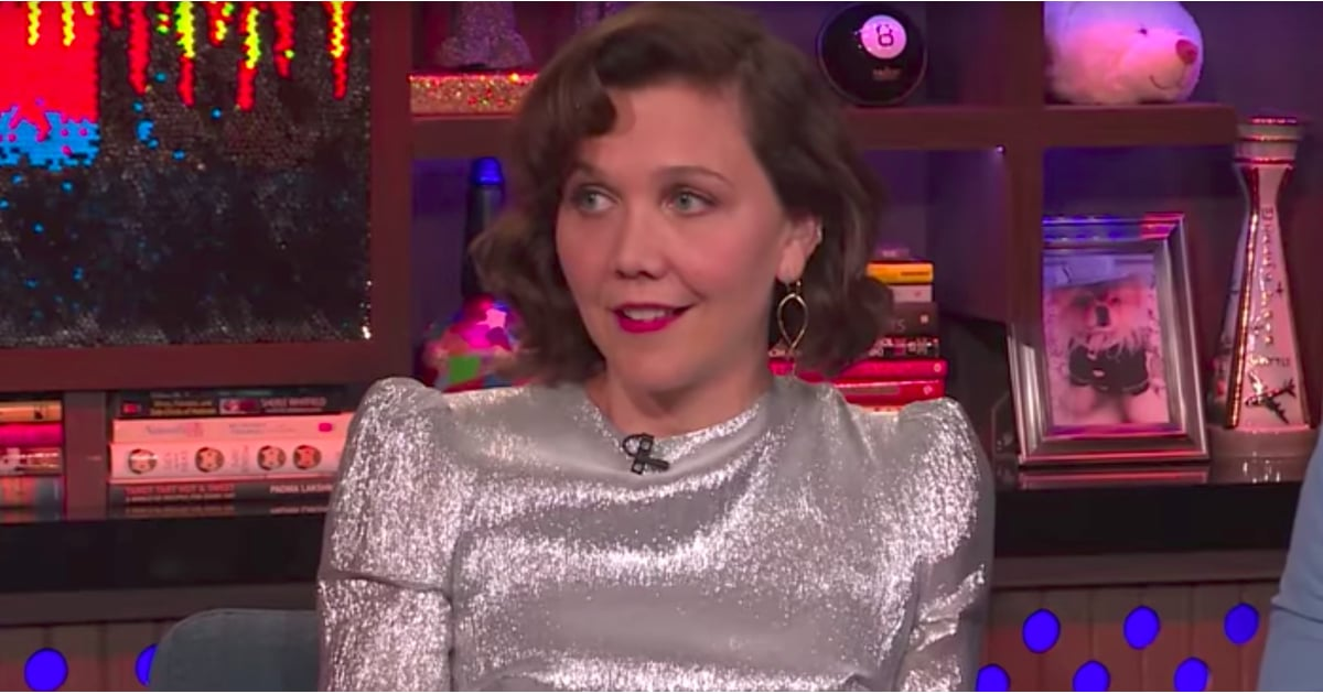 "Maggie Gyllenhaal Discusses Taylor Swift's Scarf From ""All Too Well' and It's Hilarious"