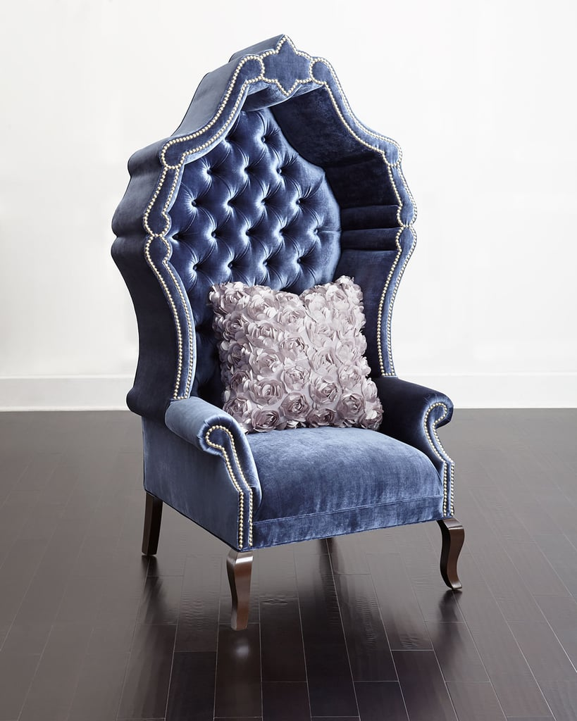 Evil Queen: Haute House Antoinette Midnight Chair