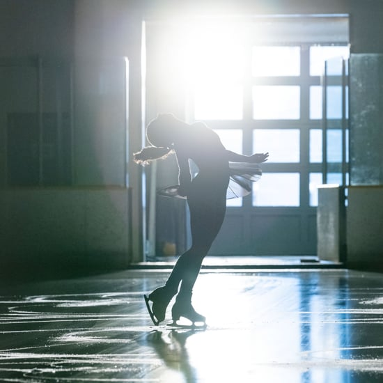 Is Kaya Scodelario Really Skating in Spinning Out?