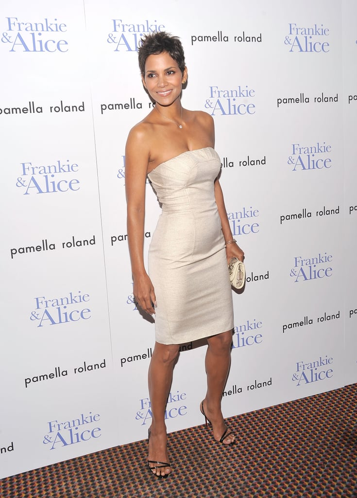 Halle Berry at Frankie & Alice Screening in NYC