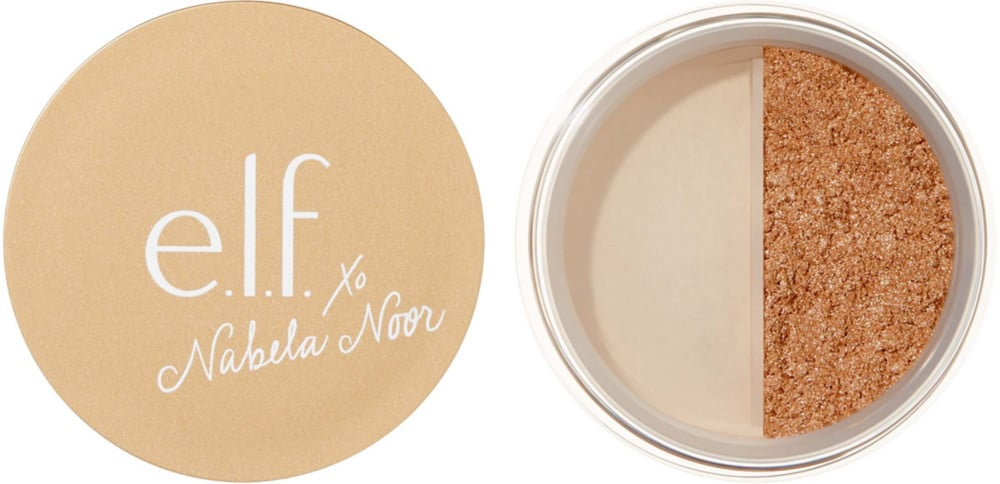 E.l.f. Cosmetics e.l.f. xo Nabela Noor Gleaming Loose Highlighter