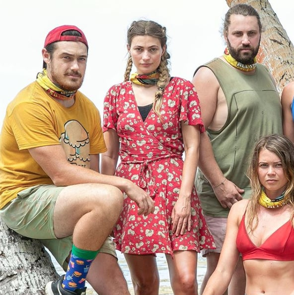 Follow the Australian Survivor Contestants On Instagram 2020