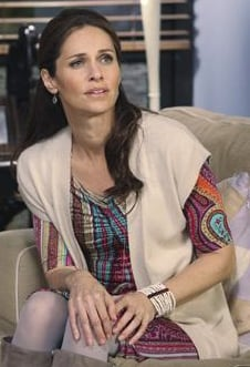 Amy Brenneman as Violet Turner on Private Practice Style