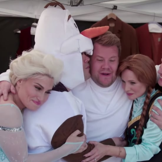 "Watch Frozen ""Crosswalk the Musical"" From The Late Late Show"