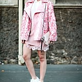 50 Outfit Ideas That'll Make You Think Pink