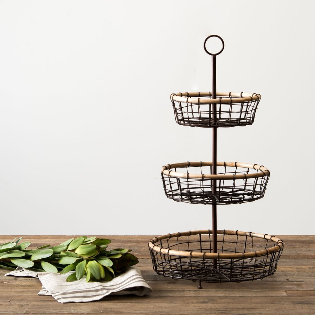 An Old-Fashioned Stand
