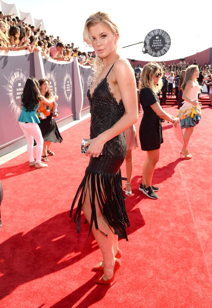 Ireland Baldwin at the 2014 MTV VMAs
