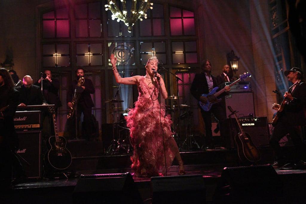 Watch Miley Cyrus's Saturday Night Live 2021 Performances