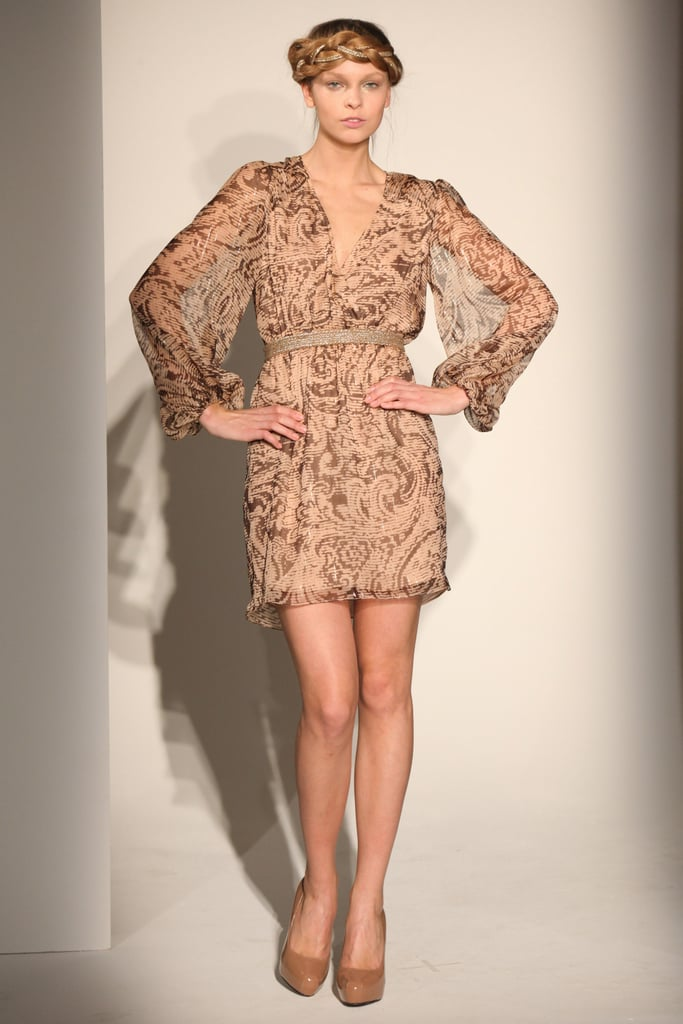Fall 2011 New York Fashion Week: Erin Fetherston