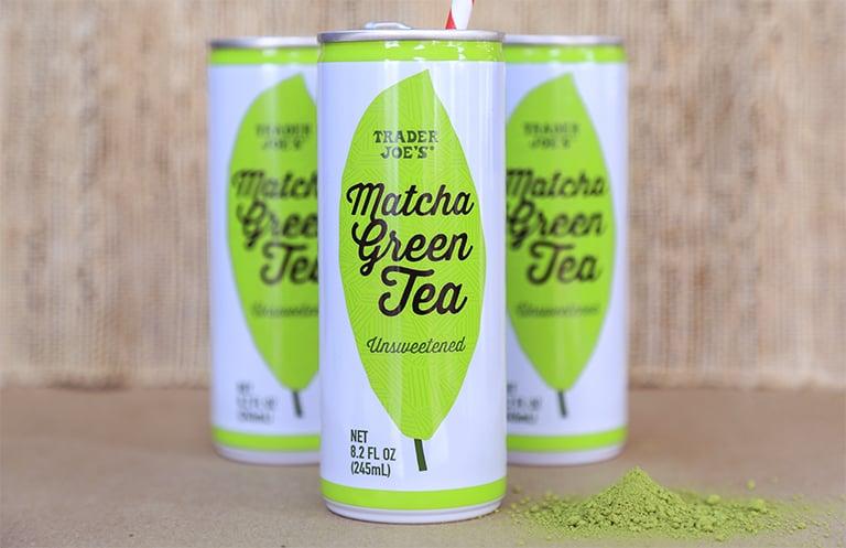 Canned Matcha ($1)