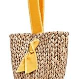 Pamela Munson Petite Isla Bahia Fringe Basket