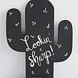 Draw Conclusions Cactus Chalkboard
