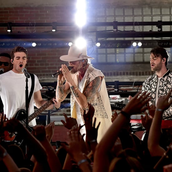 Florida Georgia Line Chainsmokers Perform at 2017 CMT Awards