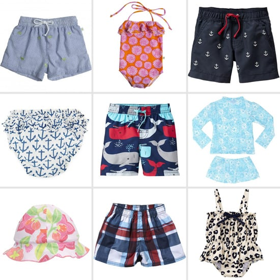Bon Voyage! Where to Shop Online For Kids' Warm-Weather Getaway Gear