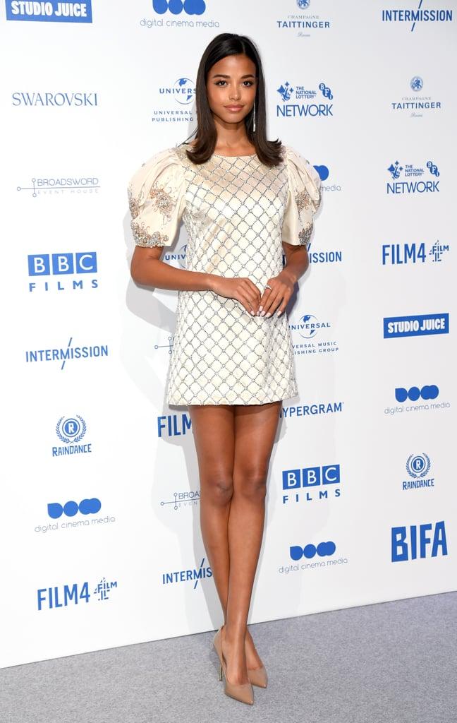Ella Balinska at the British Independent Film Awards 2019
