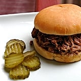 Slow-Cooker Pulled-Pork Sandwiches