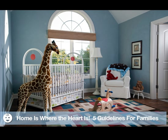 5 Tips For Making Your Home Healthier For Children