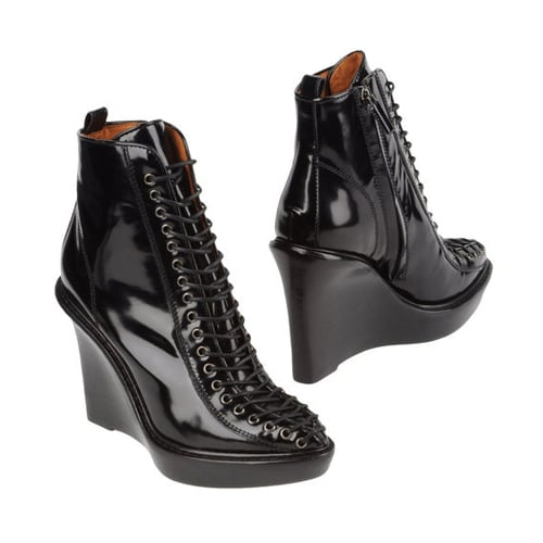 Givenchy ankle boots ($315, originally $625) aren't cheap, but the comfy wedge heel and sleek lace-up detailing will make these boots your instant Winter go-to.