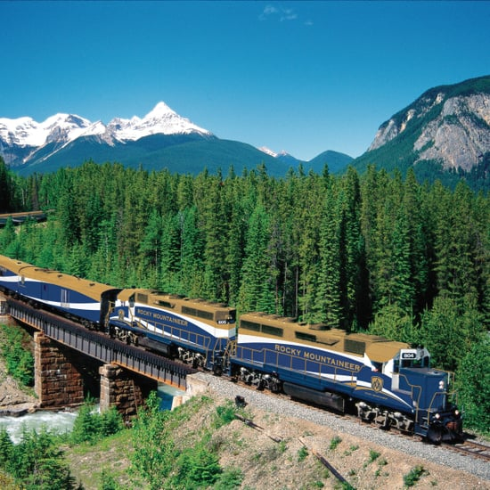 Canadian Rockies Train Trip