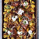 Sheet Pan Tandoori Chicken and Cauliflower