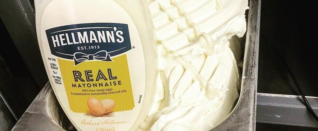 Mayonnaise Ice Cream Twitter Reactions