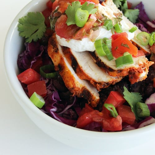 High Protein Lunch Recipes