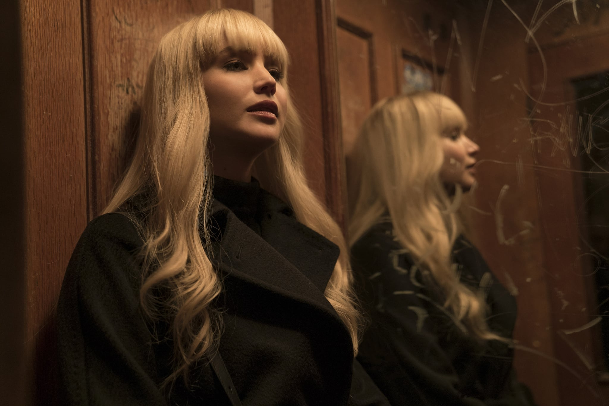 DF-32336_R3 – Jennifer Lawrence stars in Twentieth Century Fox's RED SPARROW. Photo Credit: Murray Close.