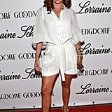 On the Red Carpet For Lorraine Schwartz's Diamond Monkey Collection in New York City in June 2007