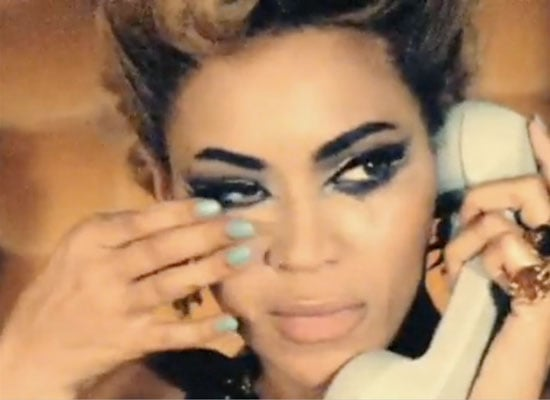 Lucie's Beyonce Pics
