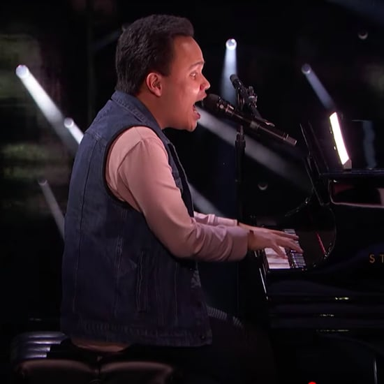 "Kodi Lee Sings ""You Are the Reason"" on America's Got Talent"