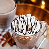 Spiked Vanilla Cinnamon Hot Chocolate