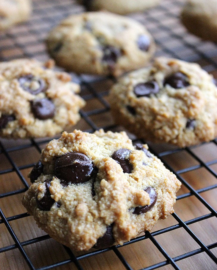 Dessert: Chocolate Chip Cookies