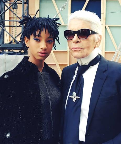 Willow Smith Chanel Ambassador 2016