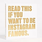 Books With Style Read This If You Want to Be Instagram Famous