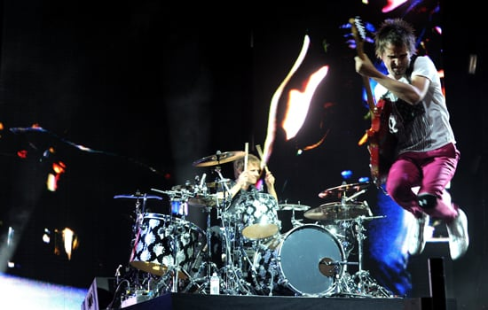 Coachella 2010 Performances from Saturday's Shows, Including Muse and MGMT