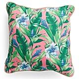Indoor Outdoor Tropical Pillow