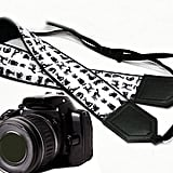 Cat Camera Strap ($33+)