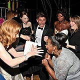 The Help cast won best picture.