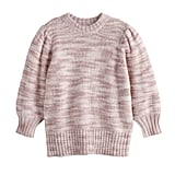 POPSUGAR Puff-Sleeve Sweater