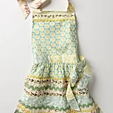 Anthropologie Sewing Basket Apron ($24)
