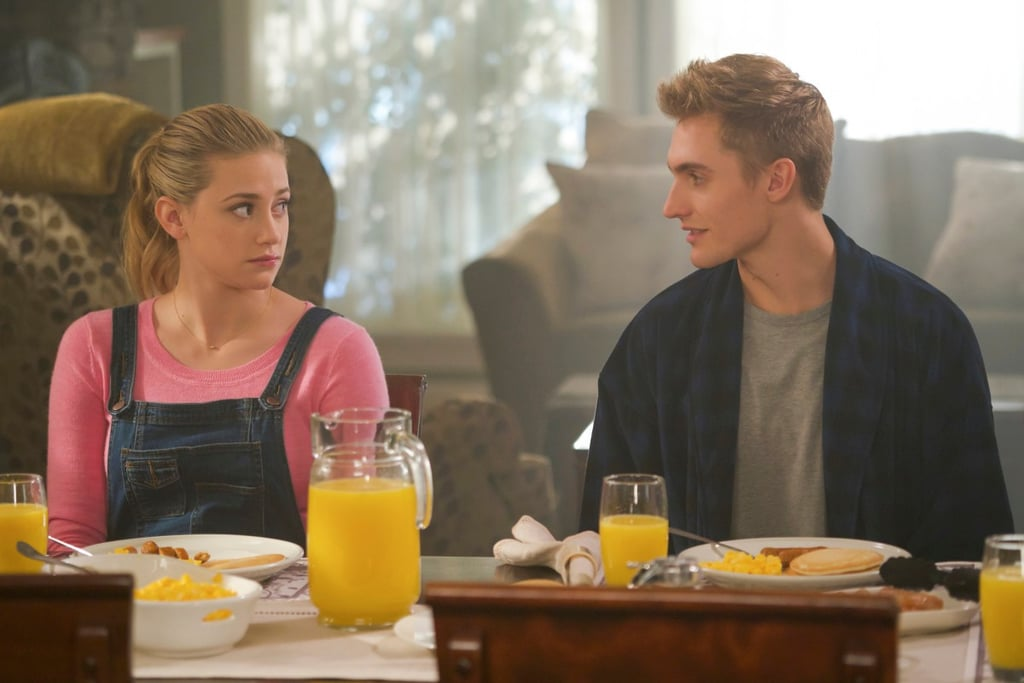 Reactions to Betty's Brother on Riverdale