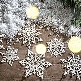 Decorative Paper Snowflakes ($14)