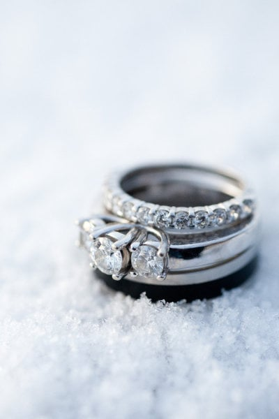 Snowy Ring Picture