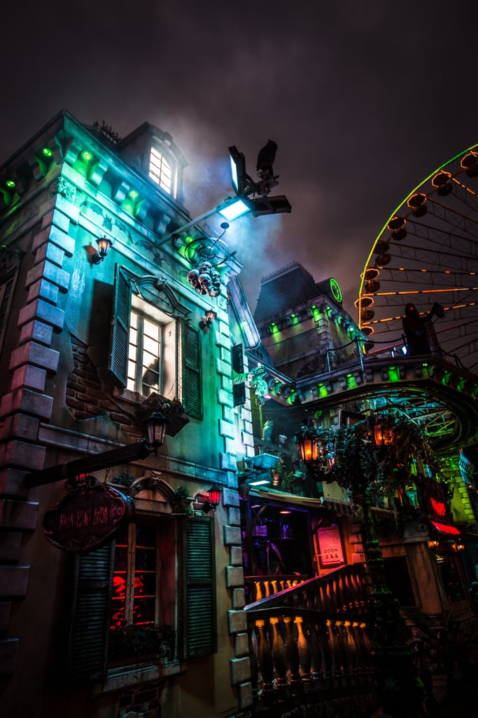 Go Through a Haunted House