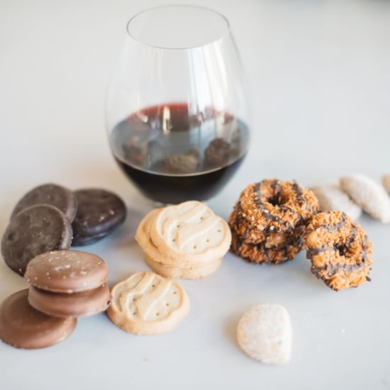 Best Girl Scout Cookie and Wine Pairings