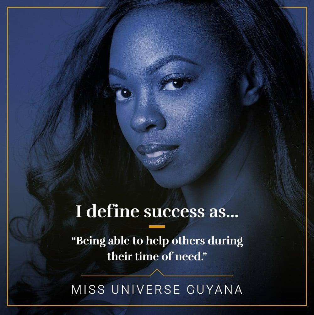 how miss universe contestants define success popsugar career and how miss universe contestants define success popsugar career and finance